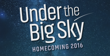 Join us Under the Big Sky!