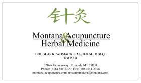 Montana Acupuncture