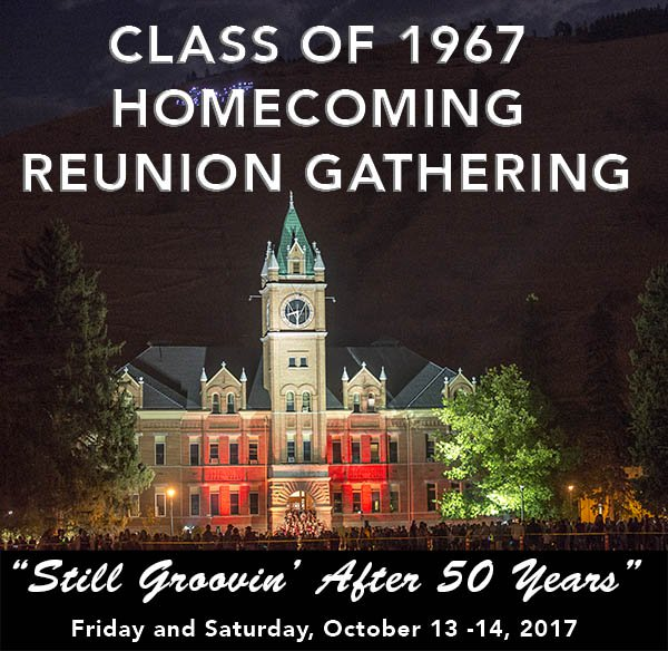 Class of 1967 Homecoming Reunion Gathering