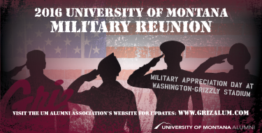 Join us for the Military Reunion!