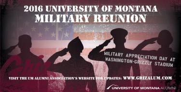 2016 University of Montana Military Reunion