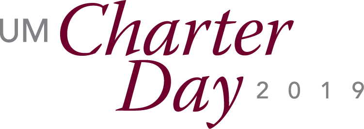 Charter Day 2019 logo