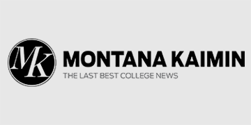 Montana Kaimin logo. The Last Best College News
