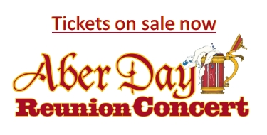 Aber Day Reunion Concert tickets on sale now!