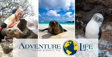 Experience the Galapagos Islands