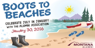 Save the Date for Boots to Beaches 2016