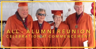 Save the date for your 2015 UM reunion
