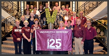 Alumni Cruise w Wayne