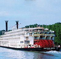 American Queen paddleboat