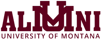 University of Montana Alumni logo