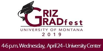 Griz Gradfest 2019 logo